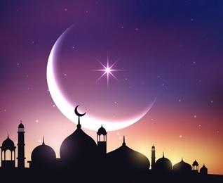 mosquée-lune-étoile