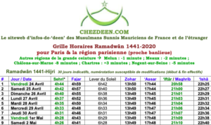 grille-horaires